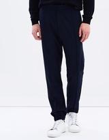 Armani Collezioni Stretch Techno Plain Weave Trousers