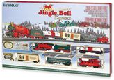 Bachmann Trains Jingle Bell Express HO Scale Ready to Run Electric Train Set