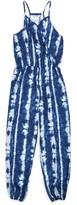 Bebe Girl's Tie Dye Jumpsuit