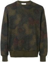 Etro floral print sweatshirt - men - Cotton/Polyamide - M