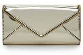 Rebecca Minkoff Metallic Large Wallet
