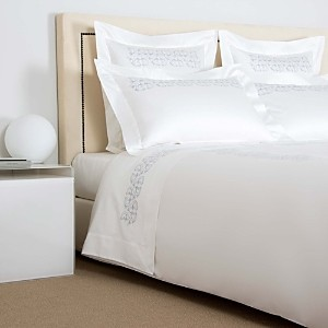 Frette Ornate Medallion Embroidered Sheet Set, Queen