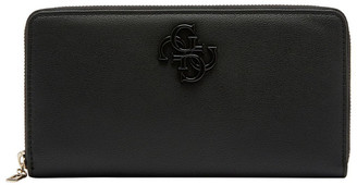 GUESS VE787963BLA Noelle Zip Around Wallet