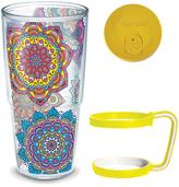Tervis Colorful Mandalas 24-Oz. Tumbler & Handle Set