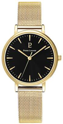 Pierre Lannier Womens Analogue Quartz Watch with Stainless Steel Strap 093L538