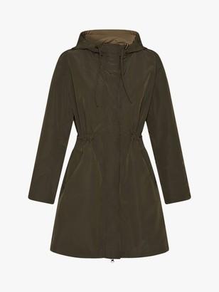Gerard Darel Oliver Reversible Trench Coat, Khaki