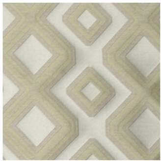 "Roland Mouret Coco Decor Ltd A1 Meringue Fabric, 54""x36"""