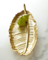 Michael Aram Large Banana Leaf Platter