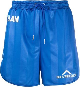 Han Kjobenhavn Shell Gym Shorts