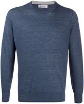 Brunello Cucinelli lightweight fine knit jumper