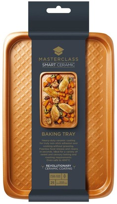Master Class Smart Ceramic Large Non-Stick Perforated Baking Tray