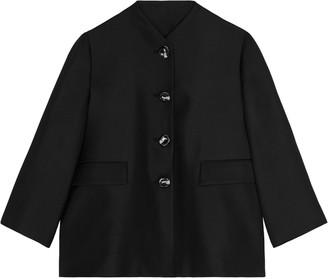 Lindsay Nicholas New York Swing Jacket In Black