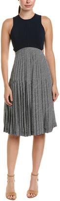 Cosette Fabia Silk A-Line Dress