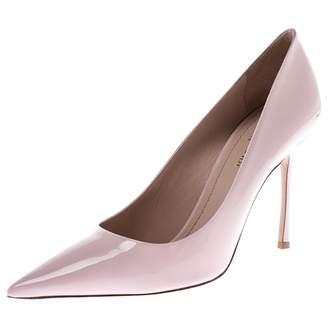 Christian Dior D-Stiletto Beige Patent leather Heels