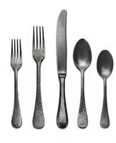 Mepra Epoque 5-Piece Titanium-Finished Place Setting