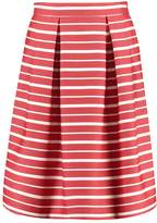 More & More Pleated skirt red currant