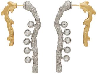 Chloé Gold Daria Earrings