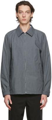 Comme des Garçons Homme Grey Oxford Jacket