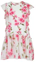 MonnaLisa Floral Frilly Dress