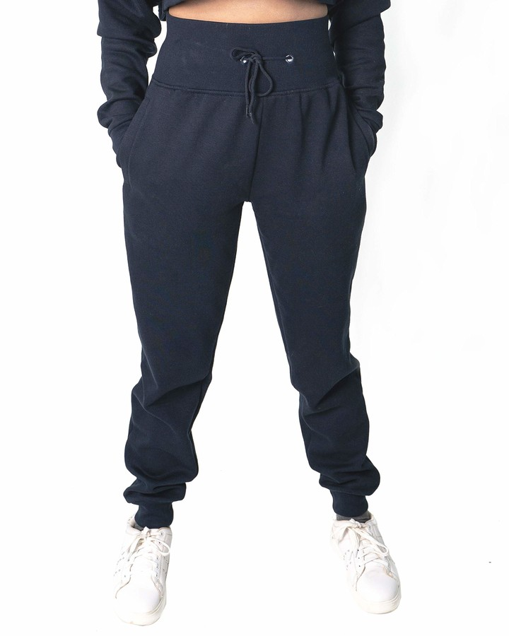 MIXLOT New Ladies V Neck Baggy Loose Fit Comfortable Loungewear Suit 2 Pocket Tracksuit Top and Jogger CO-ORD Set