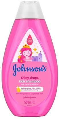 Johnson's Baby Shiny Drops Shampoo 500Ml