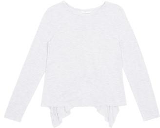 Habitual Carmen Long Sleeve Top