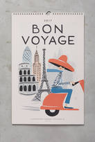Rifle Paper Co. Bon Voyage 2017 Calendar