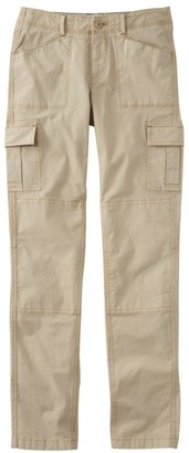 L.L. Bean Women's Stretch Canvas Cargo Pants