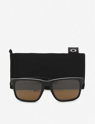 Oakley Oo9102 square-frame sunglasses