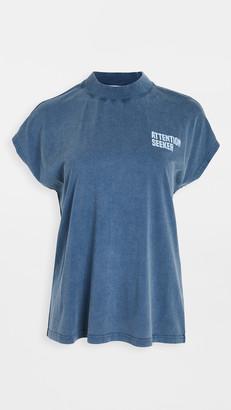 Essentiel Antwerp Write Oversized T-Shirt