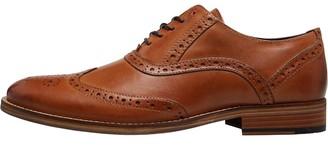 Onfire Mens Brogue Shoes Tan