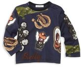 Dolce & Gabbana Baby's Printed Sweater