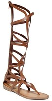Naughty Monkey Womens Spartacus Split Toe Casual Strappy Sandals.
