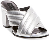 STEVEN By Steve Madden Women's Zada Slide-On Block-Heel Sandals