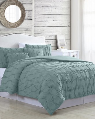 Modern Threads Harper 5Pc Textured Comforter Set
