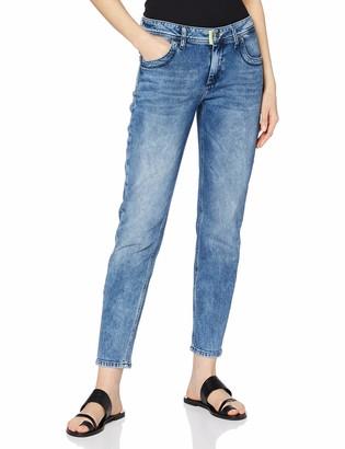 Comma Women's 81.002.72.1111 Straight Jeans