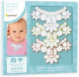 Pearhead Necklace Milestone Stickers, 12-Pack