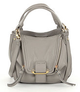 Kooba Mini Jonnie Leather Cross-Body Hobo Bag
