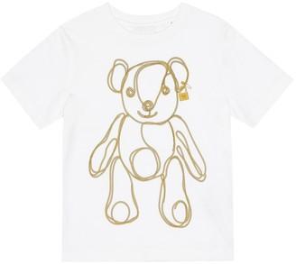 BURBERRY KIDS Cotton T-shirt