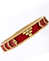 House of Harlow 1960 - Red Pyramid Bangle ** Backorder**