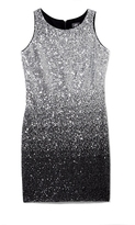 Vince Camuto Ombré Sequin Shift