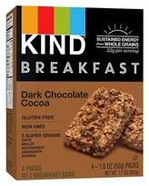 Kind Healthy Grains Dark Chocolate Breakfast Bars 4CT