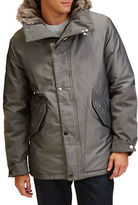 Nautica Sherpa-Lined Parka Jacket