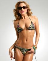 Glitter Leopard Bikini