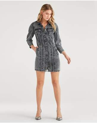 7 For All Mankind Jacket Dress In Stowe