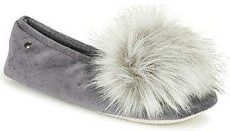 Isotoner 97251 women's Flip flops in Grey