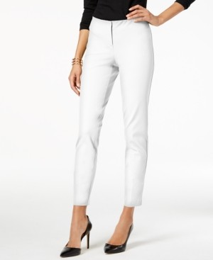 Alfani Bi-Stretch Hollywood Skinny Pants, Created for Macy's