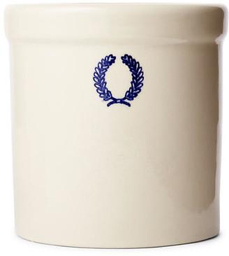 """Laurèl Jar - White - Farmhouse Pottery - 5.5"""""""