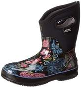 Bogs Women's Classic Winter Blooms Mid Winter Snow Boot