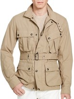 Polo Ralph Lauren Four Pocket Moto Jacket